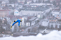 22.02.2019, Bergiselschanze, Innsbruck, AUT, FIS Weltmeisterschaften Ski Nordisch, Seefeld 2019, Skisprung, Herren, im Bild Richard Freitag (GER) // Richard Freitag of Germany during the men's Skijumping of FIS Nordic Ski World Championships 2019. Bergiselschanze in Innsbruck, Austria on 2019/02/22. EXPA Pictures © 2019, PhotoCredit: EXPA/ Dominik Angerer