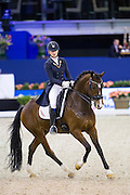 Esmee Donkers - Zaffier<br /> Jumping Amsterdam 2016<br /> © DigiShots