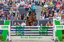 DANIELS Cathal (IRL), Rioghan Rua<br /> Luhmühlen - LONGINES FEI Eventing European Championships 2019<br /> Finales Springen<br /> Show Jumping<br /> 01. September 2019<br /> © www.sportfotos-lafrentz.de/Dirk Caremans