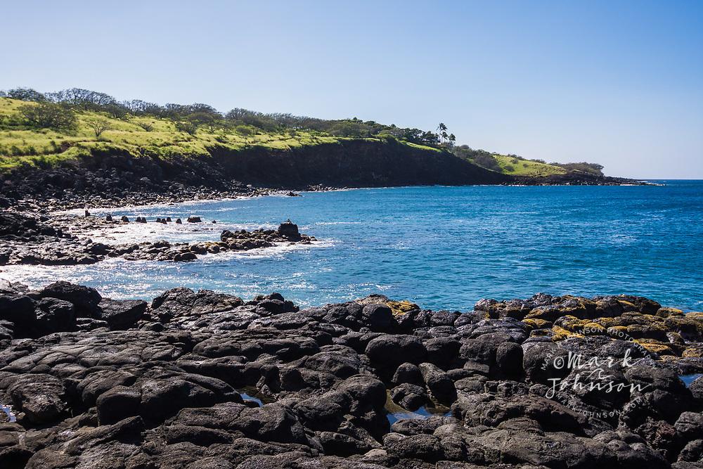 Puakea Point, Hawi, Big Island, Hawaii