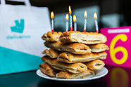 Deliveroo | 6th Birthday Sausage