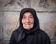 This is Rezlica. She's in her 90's and lives within 100 yards of 4 generations of her offspring and I got to spend the morning with her. I understood about 1/10th of what she said but it didn't matter.