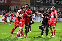 Joie Toulon - 17.05.2015 - Clermont / Toulon - 25eme journee de Top 14<br />Photo : Jean Paul Thomas / Icon Sport
