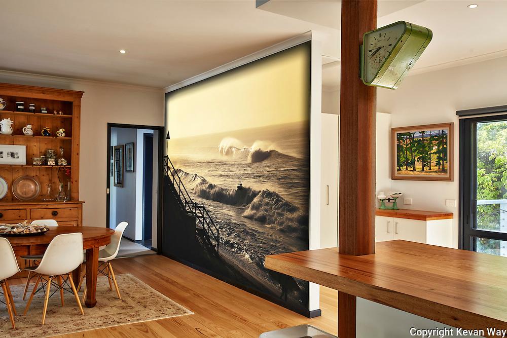 wallpaper Anglesea house<br /> 3.5M x 2.7M