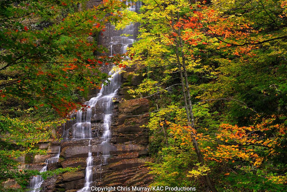Pratts Falls, Pratts Falls State Park, New York, USA