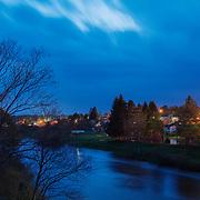 Blackwater River. Davis. Tucker County, West Virginia.