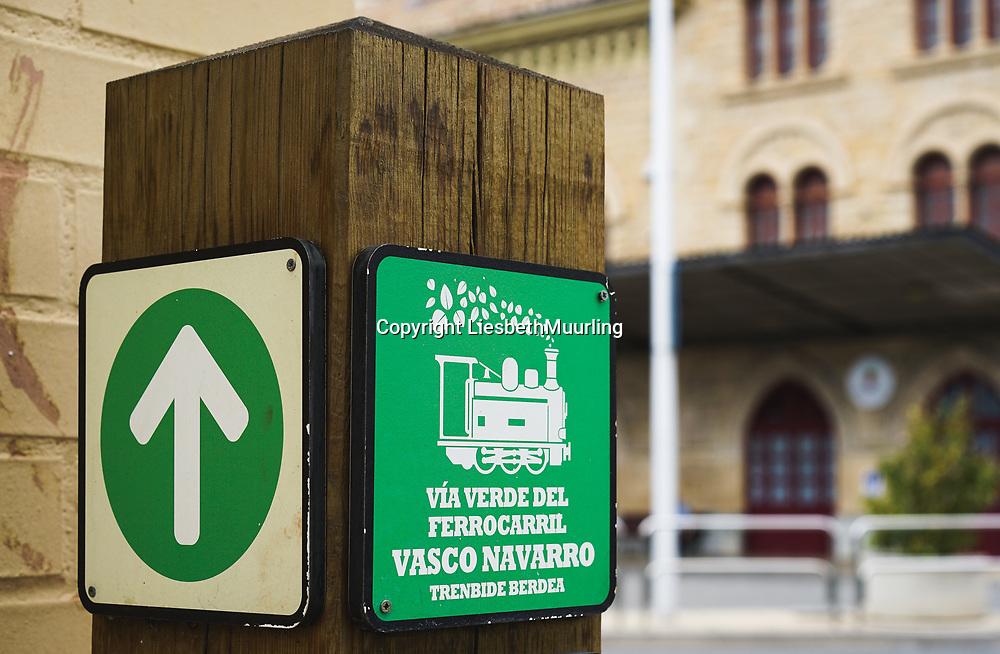 Via verde Vasco Navarro