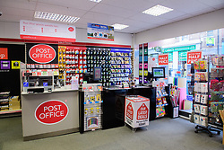 The official opening of the new Post Office inside the Ryman store in Station Street, Burton-On-Trent.  General view of the inside of the new branch.<br /> <br /> Date: September 8, 2017