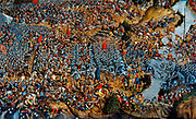 Unknown painter known as 'The Master of the Battle of Orsha' 1524-1530 The Battle in 1514, was part of a long series of Russo-Lithuanian Wars.
