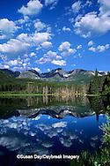 63045-01208 Sprague Lake  Rocky Mountain National Park   CO