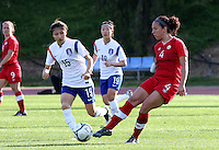 Fifa Womans World Cup Canada 2015 - Preview //<br /> Cyprus Cup 2015 Tournament ( Gsz Stadium Larnaca  - Cyprus ) - <br /> Canada vs South Korea 1-0  //  Carmelina Moscato of Canada