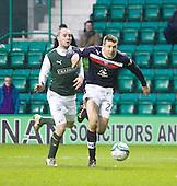 19-01-2013- Hibernian v Dundee