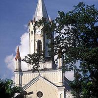 Iglesia Nuestra Senora del Socorro, Tinaquillo, Estado Cojedes, Venezuela.