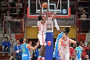 DESCRIZIONE : Milano Lega A 2014-15 Openjobmetis Varese- Vagoli Basket Cremona<br /> GIOCATORE : Eyenga Christian<br /> CATEGORIA : Controcampo schiacciata<br /> SQUADRA : Openjobmetis Varese<br /> EVENTO : Campionato Lega A 2014-2015 GARA :Openjobmetis Varese - Vagoli Basket Cremona<br /> DATA : 22/03/2015 <br /> SPORT : Pallacanestro <br /> AUTORE : Agenzia Ciamillo-Castoria/IvanMancini<br /> Galleria : Lega Basket A 2014-2015 Fotonotizia : Varese Lega A 2014-15 Openjobmetis Varese - Vagoli Basket Cremona