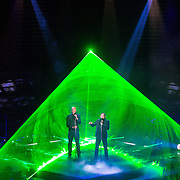 NLD/Hilversum/20131220 - Finale The Voice of Holland 2013, Mitchell Brunings en Mr. Probz