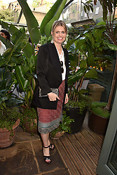 Jenny Packham at The Ivy Chelsea Garden Summer Party, Kings Road, London, England. 14 May 2018.