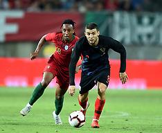 Portugal v Croatia 6 sept 2018