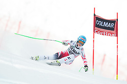 18-01-2015 AUT: Alpine Skiing World Cup, Cortina d Ampezzo<br /> 2nd placed Elisabeth Goergl of Austria in action during the ladies Downhill of the Cortina FIS Ski Alpine World Cup at the Olympia delle Tofane course in Cortina d Ampezzo, Italy<br /> <br /> ***NETHERLANDS ONLY***