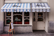 La Mary restaurant in Bilbao.