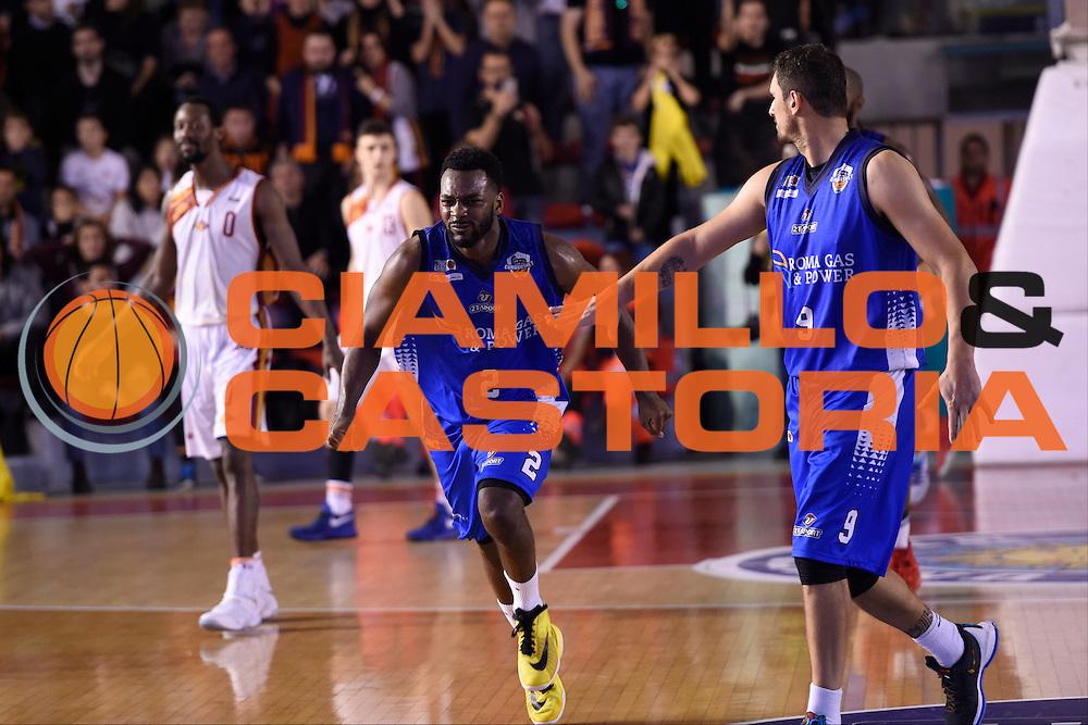 Michael Brandon Deloach<br /> Unicusano Roma - Roma Gas &amp; Power Roma<br /> Campionato Basket LNP 2016/2017<br /> Roma 27/11/2016<br /> Foto Ciamillo-Castoria