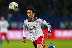 Football: Germany, 1. Bundesliga<br /> Hakan Calhanoglu (Hamburger SV, HSV)