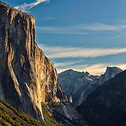 Yosemite Valley, Tunnel View, El Capitan, Yosemite National Park