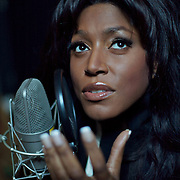 UK. Guildford. Mica Paris born Michelle Wallen, 27 April 1969, South London)[2] is an English soul singer, presenter on radio and television and occasional actress.
