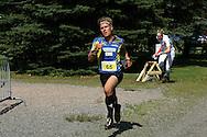 14.07.2009, Linnanpuisto, H?meenlinna..Fin5-Suunnistusviikko 2009, Puistosuunnistus - Miesten MM-katsastus..J?rgen Wickholm - SV.©Juha Tamminen