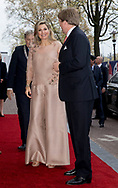 Amsterdam, 05-05-2017 <br /> <br /> King Willem-Alexander and Queen Maxima attend Liberation Concert<br /> <br /> <br /> COPYRIGHT: ROYALPORTRAITS EUROPE/ BERNARD RUEBSAMEN