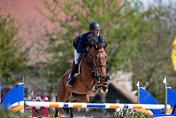 Bruynseels Niels, BEL, Kadaffi van Orti<br /> Groenten Jumping - Sint Kathelijne Waver 2019<br /> © Hippo Foto - Dirk Caremans<br /> 22/04/2019