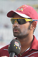 Kandurata Maroons captain Lahiru Thirimanne during the Qualifier 5 match of the Karbonn Smart Champions League T20 (CLT20) between Faisalabad Wolves and the Kandurata Maroons held at the Punjab Cricket Association Stadium, Mohali on the 20th September 2013<br /> <br /> Photo by Shaun Roy/CLT20/SPORTZPICS<br /> <br /> <br /> Use of this image is subject to the terms and conditions as outlined by the CLT20. These terms can be found by following this link:<br /> <br /> http://sportzpics.photoshelter.com/image/I0000NmDchxxGVv4<br /> <br /> ENTER YOUR EMAIL ADDRESS TO DOWNLOAD