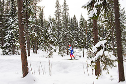 March 10, 2019 - –Stersund, Sweden - 190310 Anastasiya Kuzmina of Slovakia during the Women's 10 km Pursuit during the IBU World Championships Biathlon on March 10, 2019 in Östersund..Photo: Petter Arvidson / BILDBYRÃ…N / kod PA / 92254 (Credit Image: © Petter Arvidson/Bildbyran via ZUMA Press)