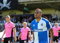 Cristian Montano of Bristol Rovers  - Mandatory byline: Joe Meredith/JMP - 07966386802 - 08/08/2015 - FOOTBALL - Memorial Stadium -Bristol,England - Bristol Rovers v Northampton Town - Sky Bet League Two