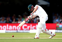 Thesis de Bruyn of South Africa bats against England - Mandatory by-line: Robbie Stephenson/JMP - 07/07/2017 - CRICKET - Lords - London, United Kingdom - England v South Africa - Investec Test Series