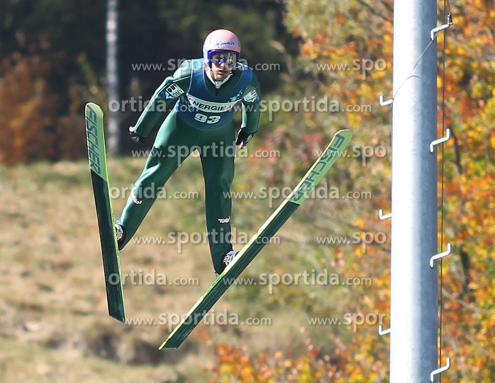10.10.2010, ENERGIE AG Skisprungarena, Hinzenbach, AUT, Oesterreichische Staatsmeisterschaften Skispringen, im Bild Andreas Kofler, EXPA Pictures © 2010, PhotoCredit: EXPA/ R. Hackl