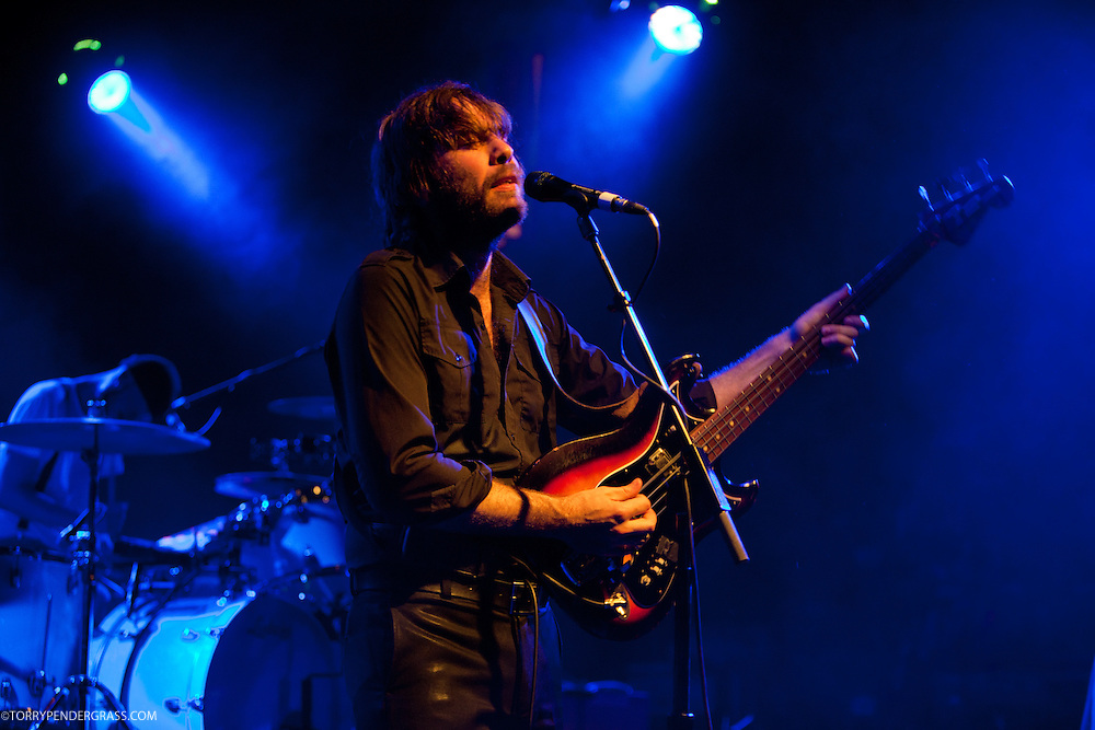 "Peter, Bjorn, and John perform in support of ""GIMME SOME"" at the El Rey Theatre in Los Angeles, California on May 14, 2011"