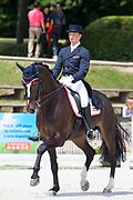 Oliver Valenta - Valenta's Rivel<br /> FEI European Dressage Championships for Young Riders and Juniors 2013<br /> © DigiShots