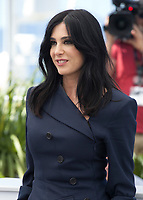 Director Nadine Labaki  at the Capharnaüm (Cafarnaúm) film photo call at the 71st Cannes Film Festival, Friday 18th May 2018, Cannes, France. Photo credit: Doreen Kennedy