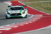 May 4-6, 2017: IMSA Sportscar Showdown at Circuit of the Americas. 33 Riley Motorsports - Team AMG, Mercedes AMG GT3, Ben Keating, Jeroen Bleekemolen