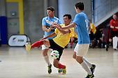 20141108 National Futsal League - Central Hawke's Bay v WaiBOP
