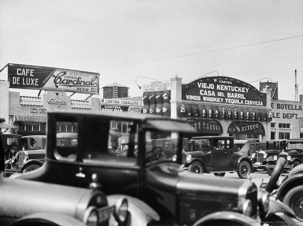 Tijuana, Mexico, 1926