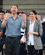 Tour Wrap - Meghan Markle & Prince Harry, Dubbo