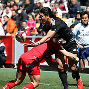 Tokyo Sevens Day 1, Tokyo, Japan. Photo by Barry Markowitz, (Courtesy STP/TriMarine) 3/22/14