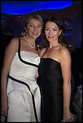 LYUBA GALKINA; JUSTINE WADDELL, The Old Russian New Year's Eve Gala. In aid of the Gift of Life foundation. Savoy Hotel, London. 13 January 2015.