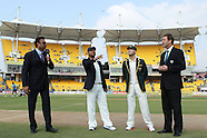 Cricket - India v Australia 1st Test Day 1 Chennai