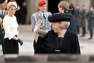 Queen Beatrix in Germany