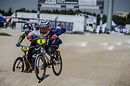 9 Boys #6 (HOUGH Finley) GBR at the 2018 UCI BMX World Championships in Baku, Azerbaijan.