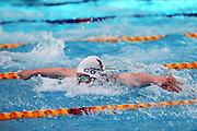Jarrod De Vos, Mens 50m butterfly, New Zealand Short Course Swimming Championships, Sir Owen G. Glenn National Aquatic Centre, AUT Millennium, Auckland. 11 August 2015. Copyright Photo: William Booth / www.photosport.nz