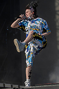 Pilton, Somerset, UK. 30th June 2019. Billie Eilish plays the Other Stage - The 2019 Glastonbury Festival, Worthy Farm, Glastonbury.