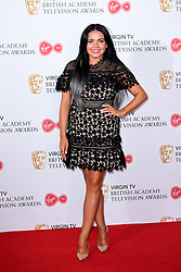 Scarlett Moffatt in the press room at the Virgin TV British Academy Television Awards 2017 held at Festival Hall at Southbank Centre, London. PRESS ASSOCIATION Photo. Picture date: Sunday May 14, 2017. See PA story SHOWBIZ Bafta. Photo credit should read: Ian West/PA Wire